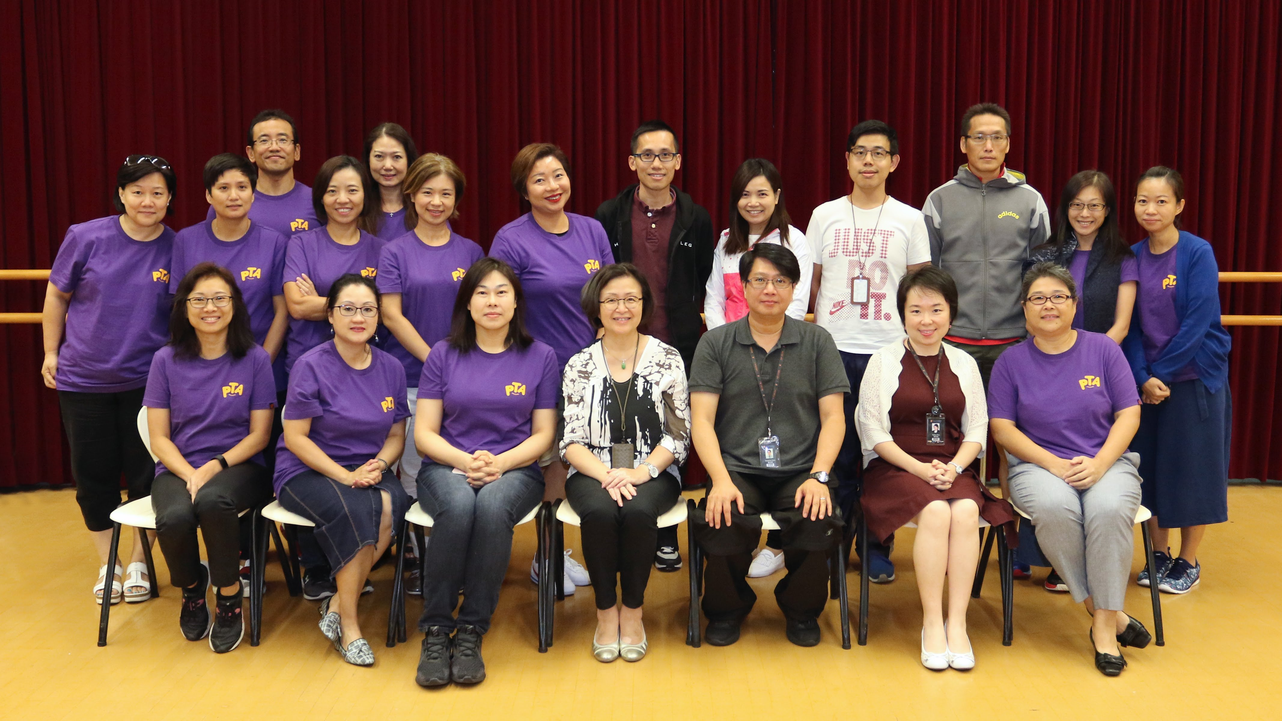 Committee - HKUGA College Parent-Teacher Association